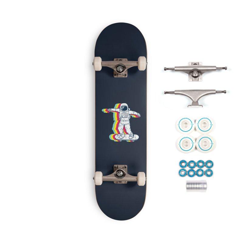 Spaceboarding Accessories Skateboard by Steven Toang