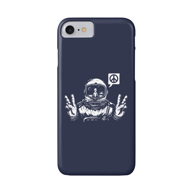 We came in peace Accessories Phone Case by Steven Toang