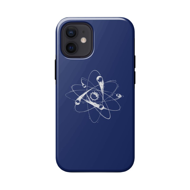 Atomic Meteors Accessories Phone Case by Steven Toang