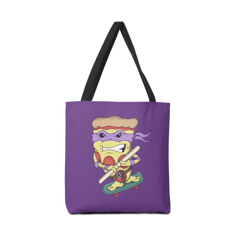 Pizza Donny Accessories Tote Bag Bag by SteveOramA