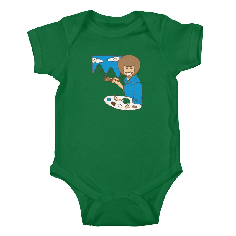 ThEarlYears Kids Baby Bodysuit by SteveOramA