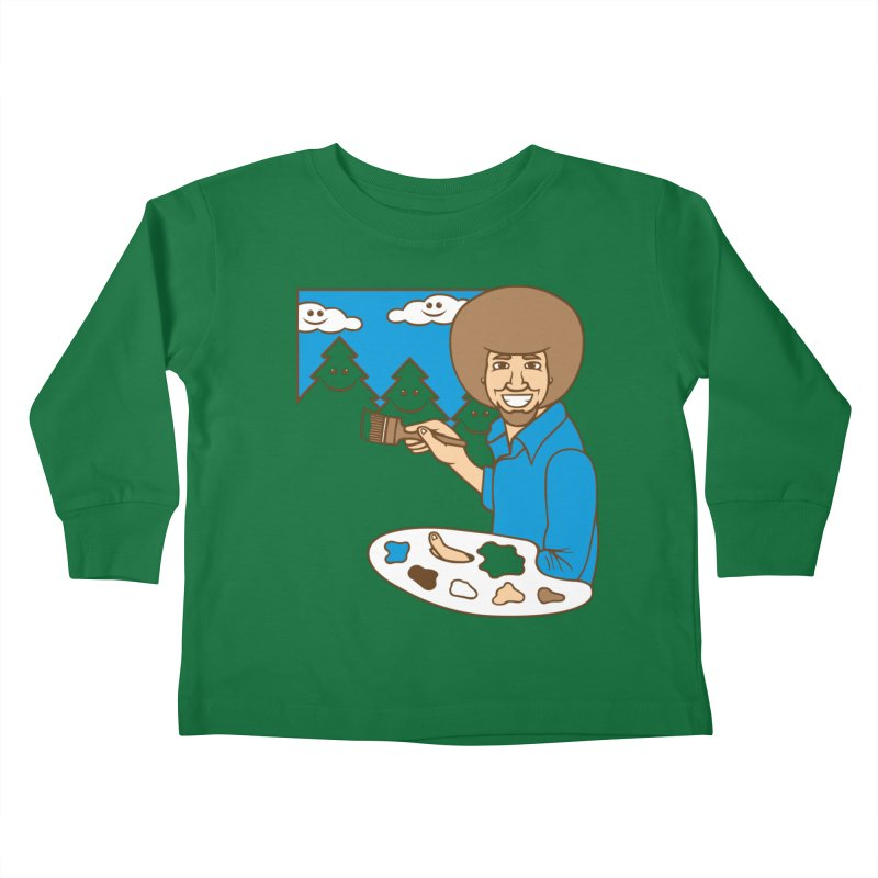 ThEarlYears Kids Toddler Longsleeve T-Shirt by SteveOramA