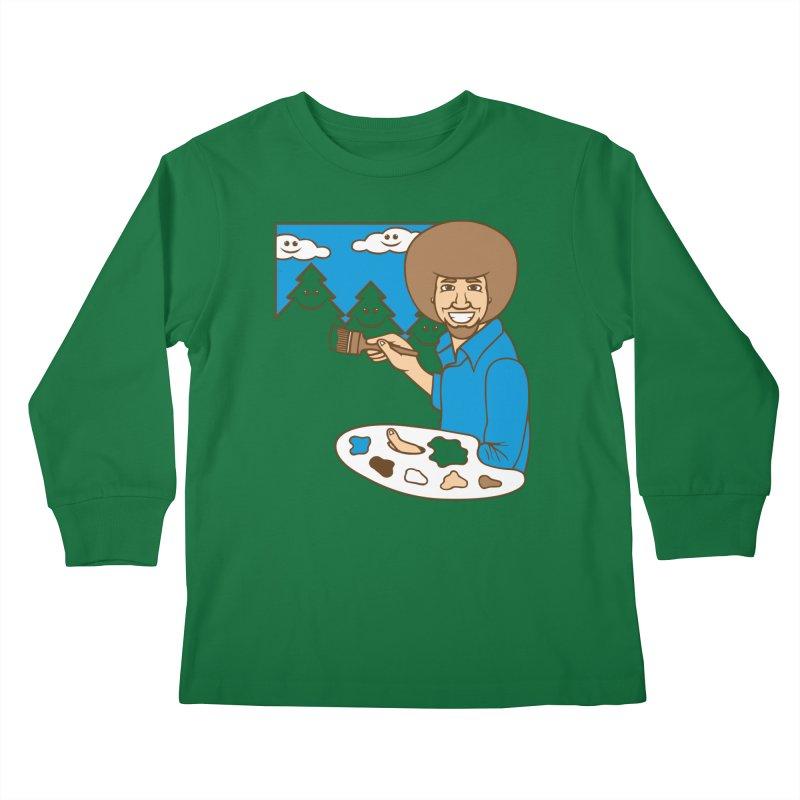 ThEarlYears Kids Longsleeve T-Shirt by SteveOramA