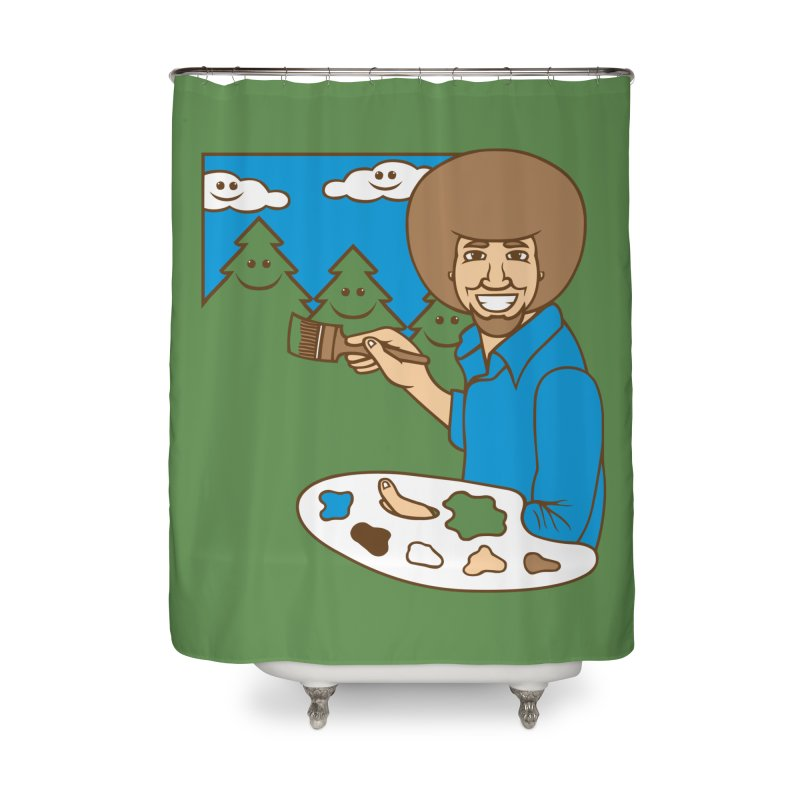 ThEarlYears Home Shower Curtain by SteveOramA