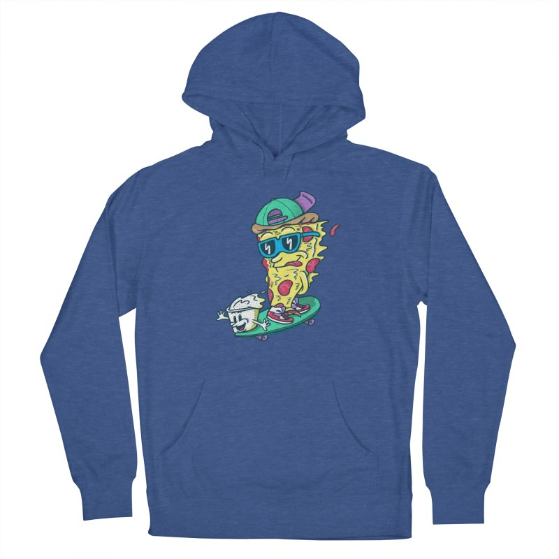 Pizza and Ranch Women's French Terry Pullover Hoody by SteveOramA