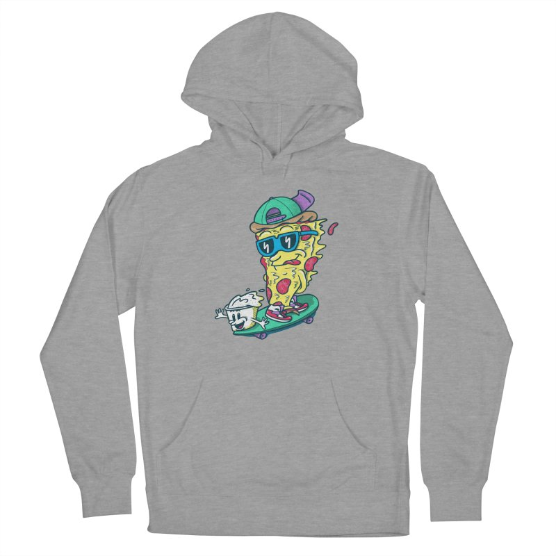 Pizza and Ranch Women's Pullover Hoody by SteveOramA