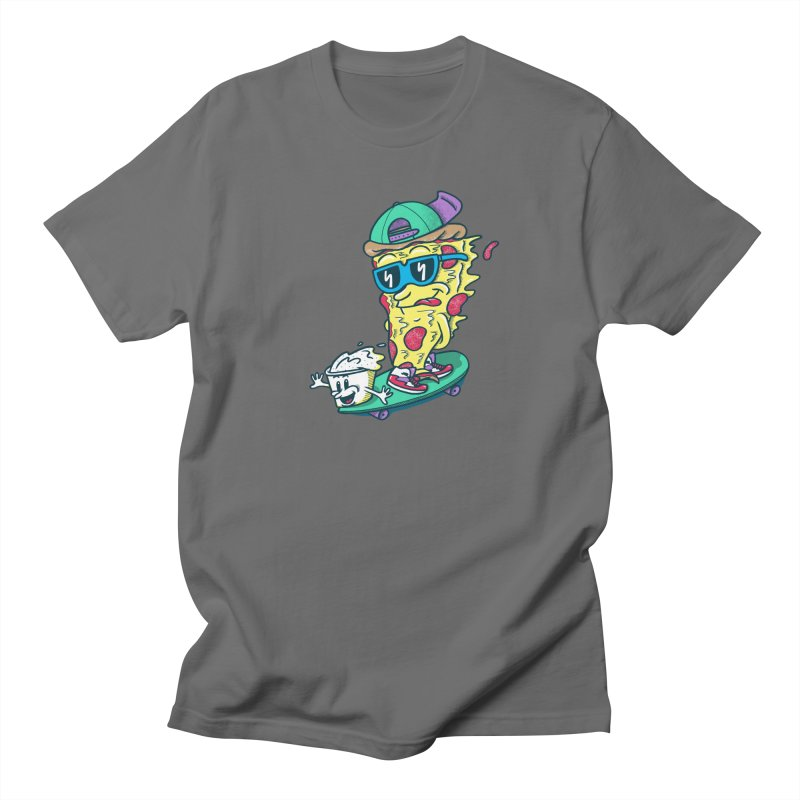 Pizza and Ranch Women's Unisex T-Shirt by SteveOramA