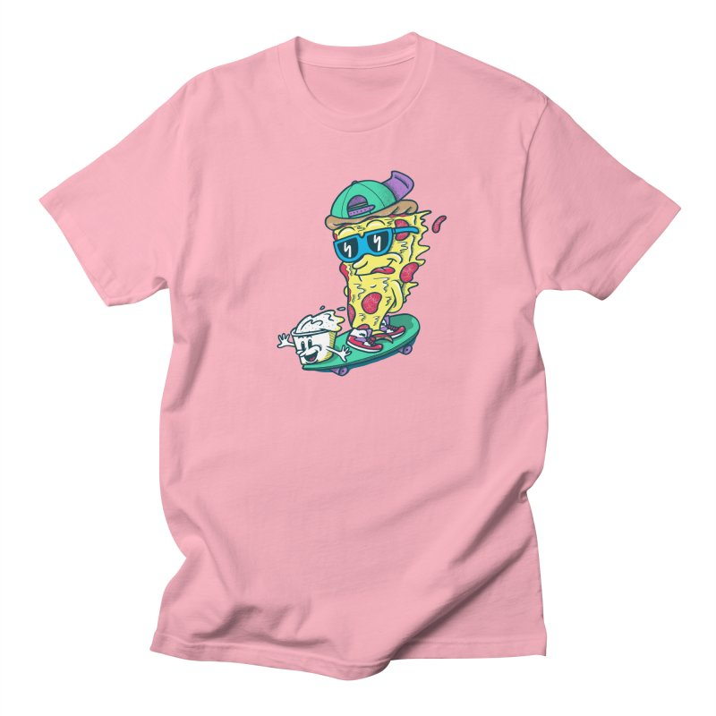 Pizza and Ranch Women's Regular Unisex T-Shirt by SteveOramA