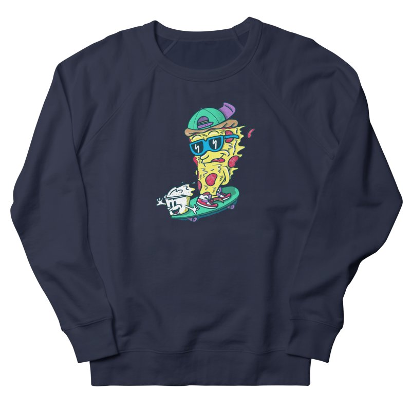 Pizza and Ranch Men's French Terry Sweatshirt by SteveOramA