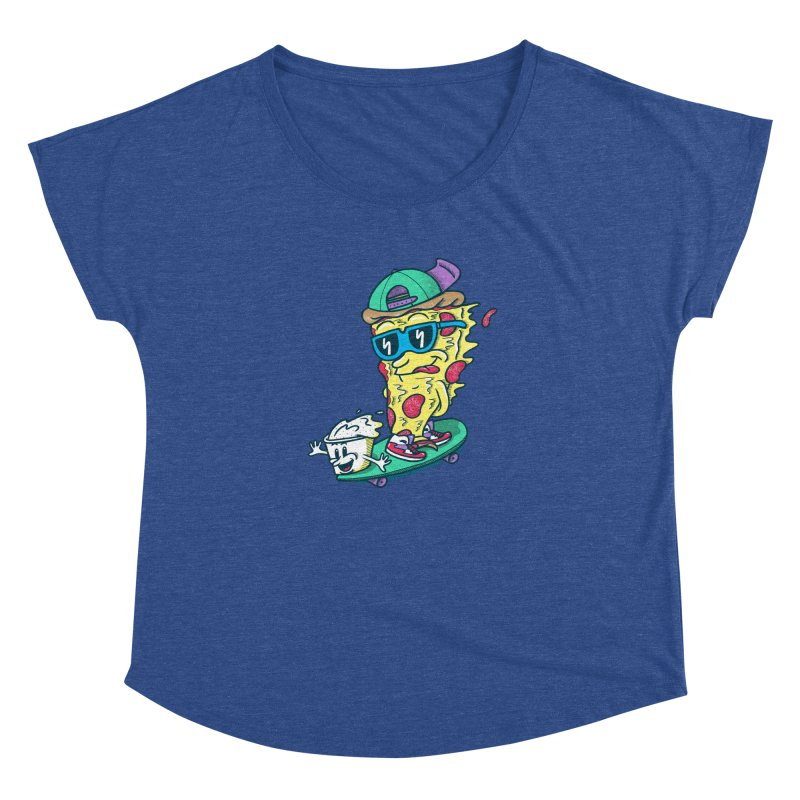 Pizza and Ranch Women's Dolman by SteveOramA