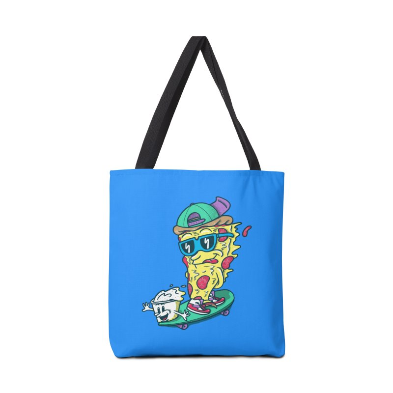 Pizza and Ranch Accessories Tote Bag Bag by SteveOramA