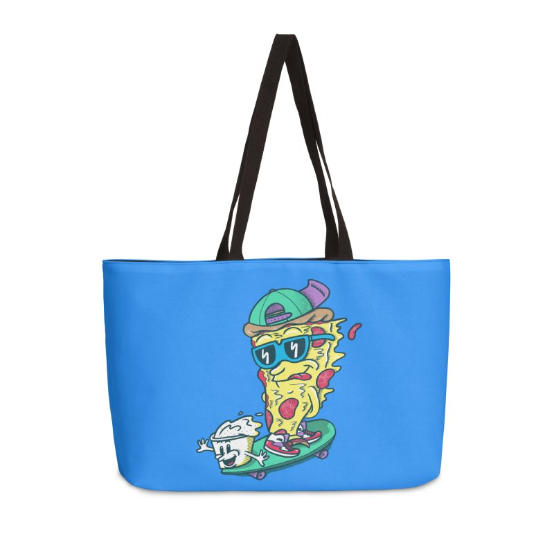 Pizza and Ranch Accessories Bag by SteveOramA