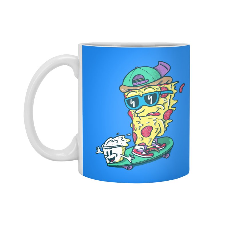 Pizza and Ranch Accessories Mug by SteveOramA