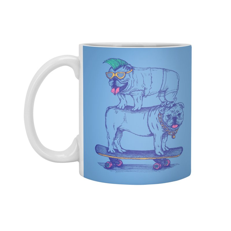 Double Dog Dare Accessories Mug by SteveOramA