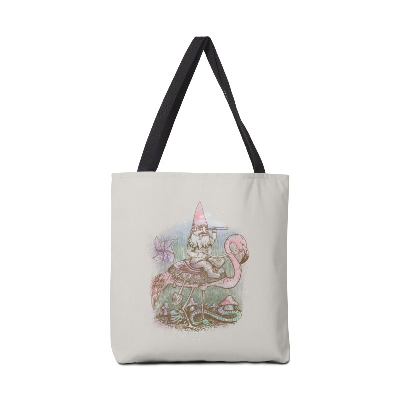 Journey Through the Garden Accessories Tote Bag Bag by SteveOramA