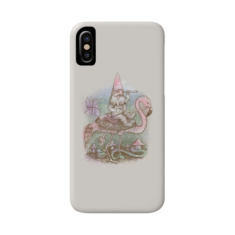 Journey Through the Garden Accessories Phone Case by SteveOramA