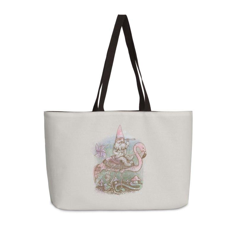 Journey Through the Garden Accessories Weekender Bag Bag by SteveOramA