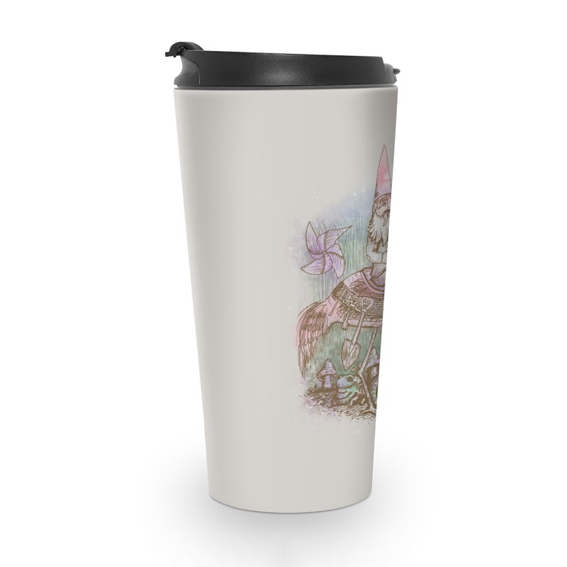 Journey Through the Garden Accessories Travel Mug by SteveOramA