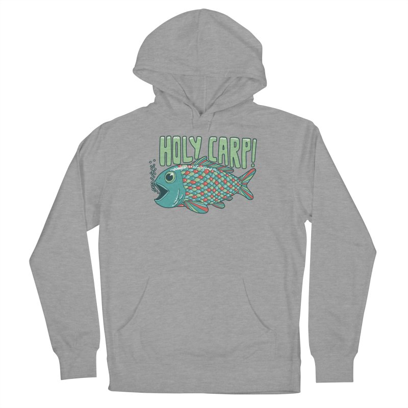 Holy Carp Men's Pullover Hoody by SteveOramA