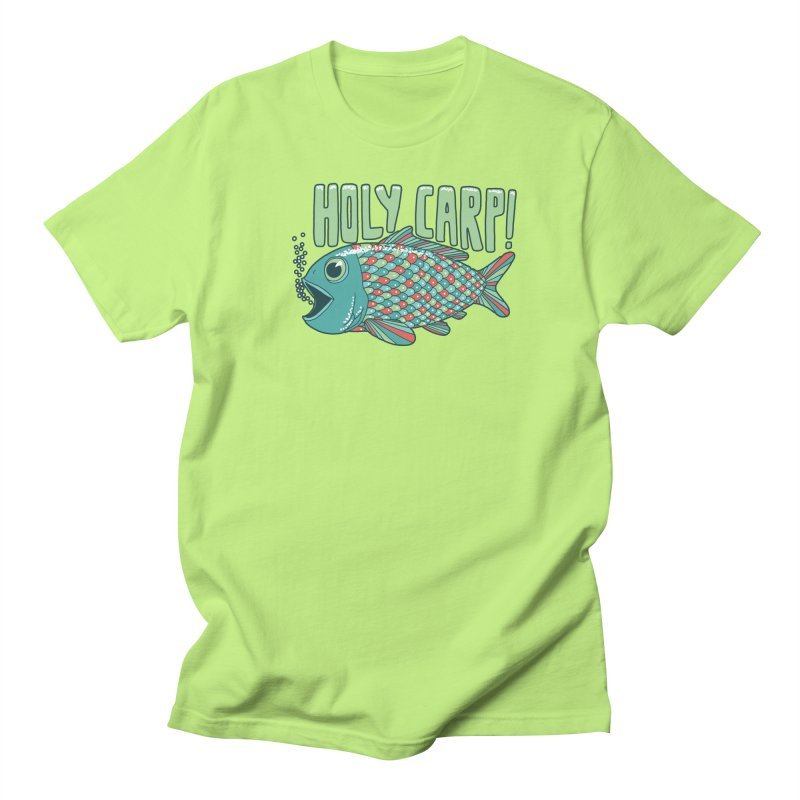 Holy Carp Women's Unisex T-Shirt by SteveOramA