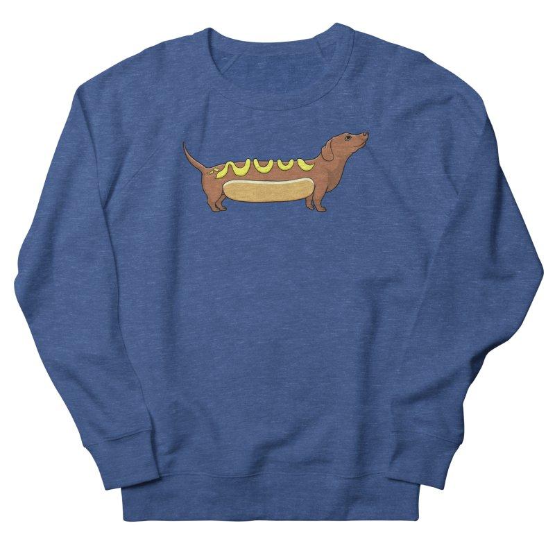 Weinerdog Men's Sweatshirt by SteveOramA