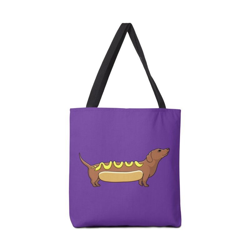 Weinerdog Accessories Bag by SteveOramA
