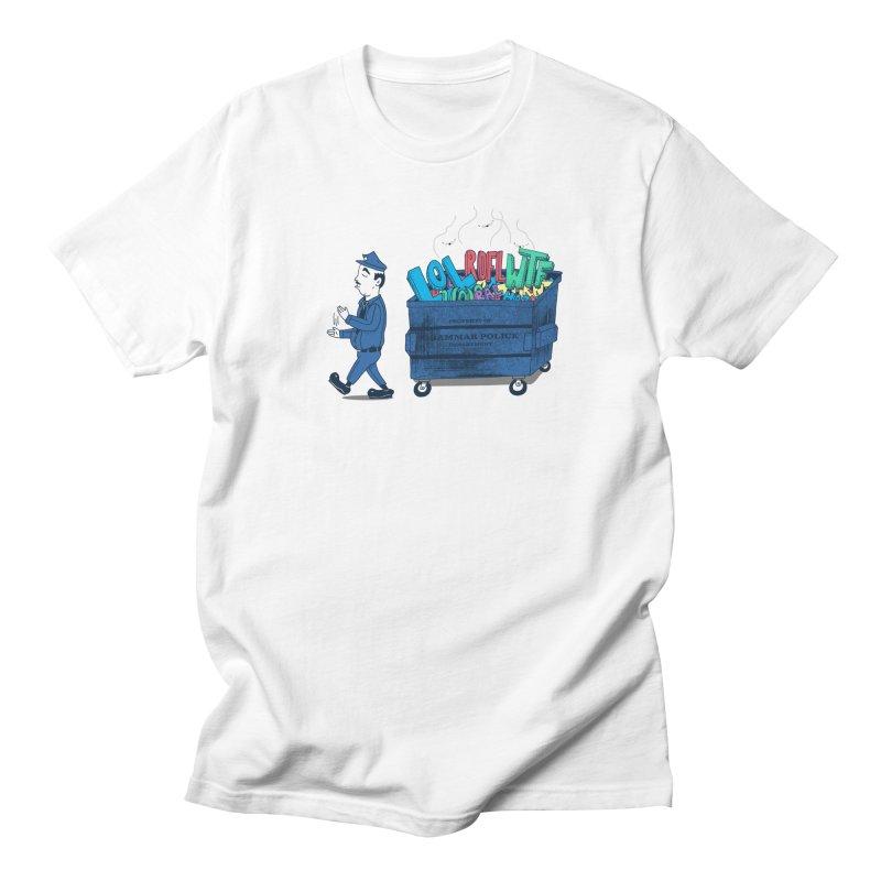 Grammar Police 2 Men's T-Shirt by SteveOramA