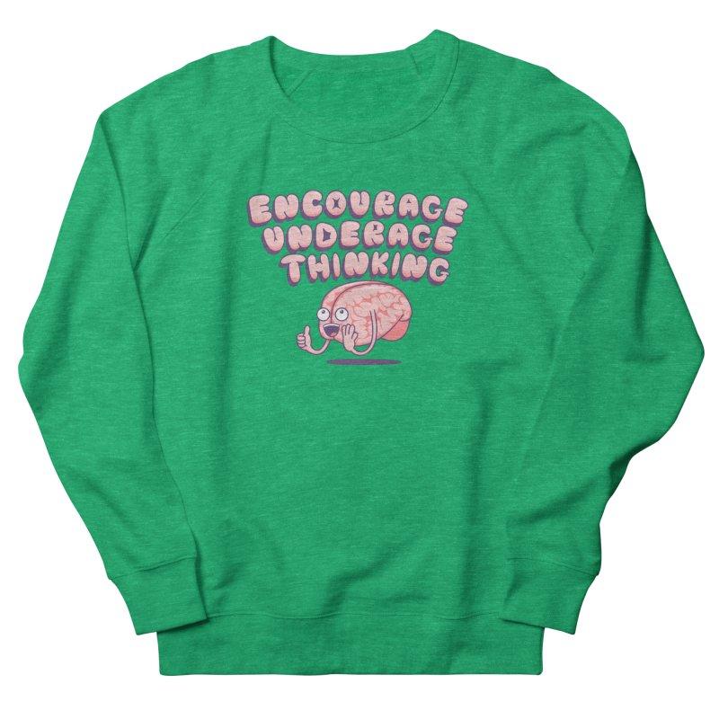 For The Kids Women's Sweatshirt by SteveOramA