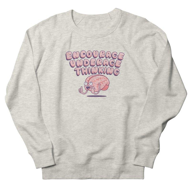 For The Kids Men's Sweatshirt by SteveOramA