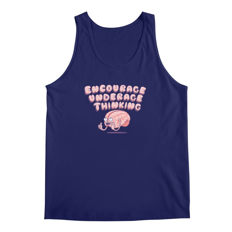 For The Kids Men's Tank by SteveOramA