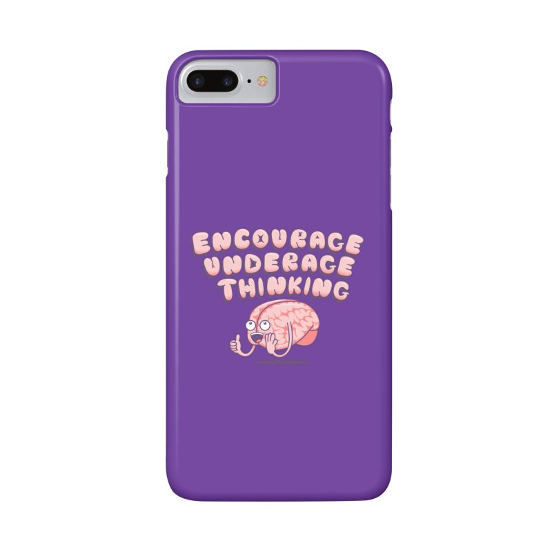 For The Kids Accessories Phone Case by SteveOramA