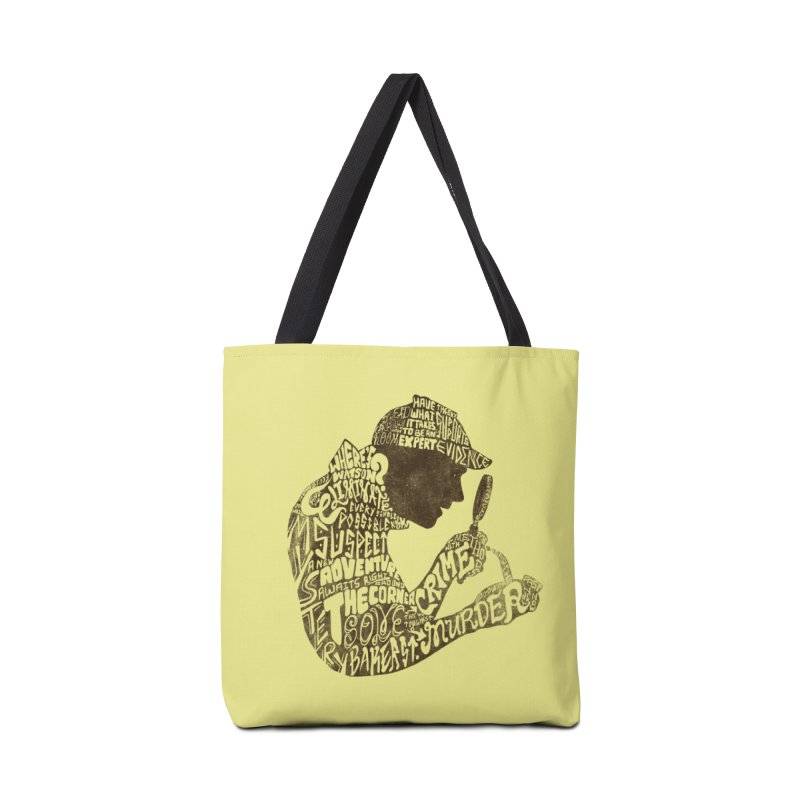 Man of Many Words Accessories Tote Bag Bag by SteveOramA