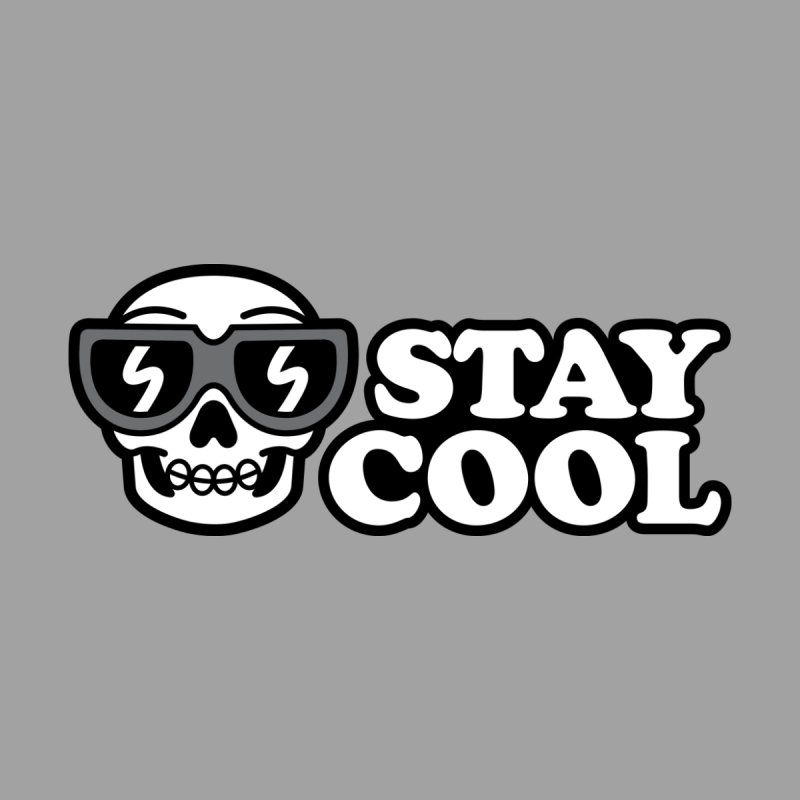 STAY COOL Kids T-Shirt by SteveOramA