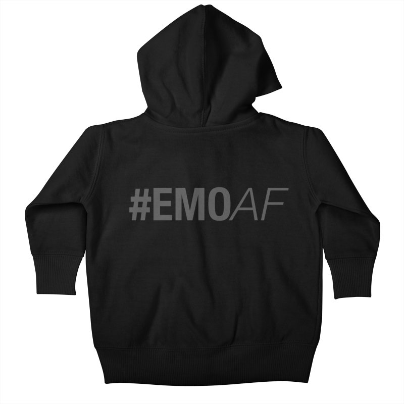 #EmoAF Kids Baby Zip-Up Hoody by It's Me Stevie Leigh