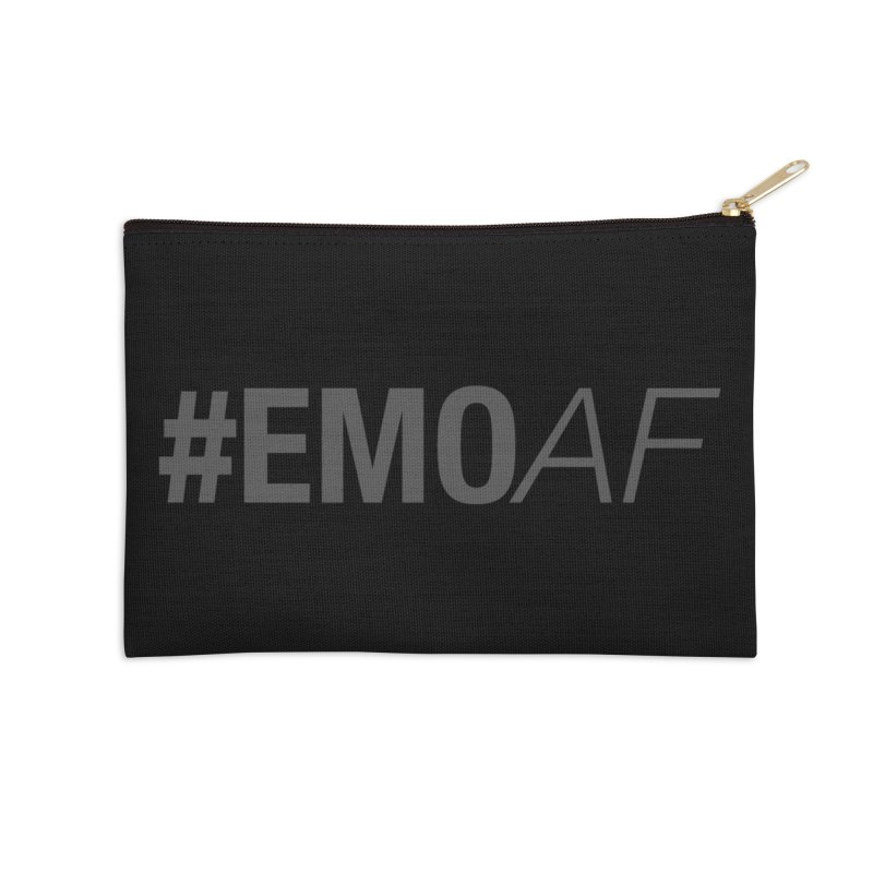 #EmoAF Accessories Zip Pouch by It's Me Stevie Leigh