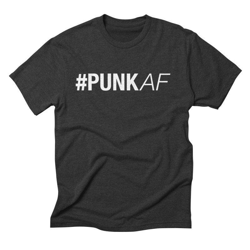 #PunkAF Men's T-Shirt by It's Me Stevie Leigh