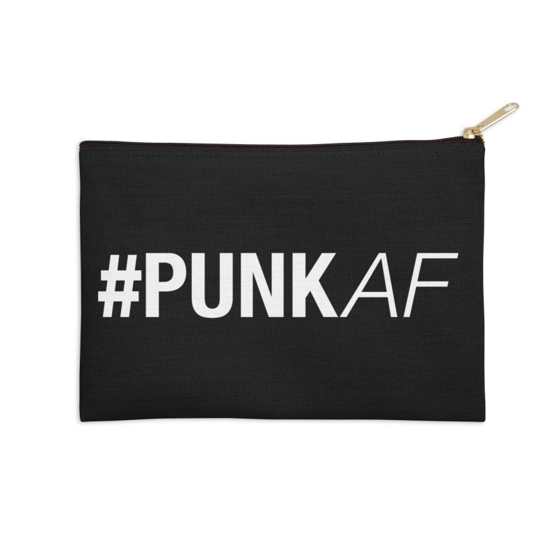 #PunkAF Accessories Zip Pouch by It's Me Stevie Leigh