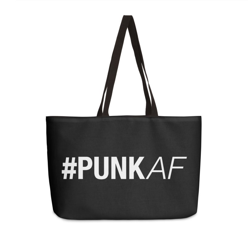 #PunkAF Accessories Weekender Bag Bag by It's Me Stevie Leigh