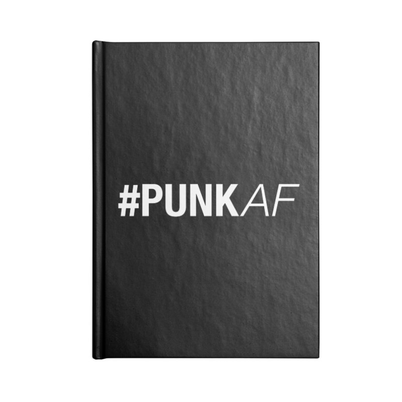 #PunkAF Accessories Notebook by It's Me Stevie Leigh