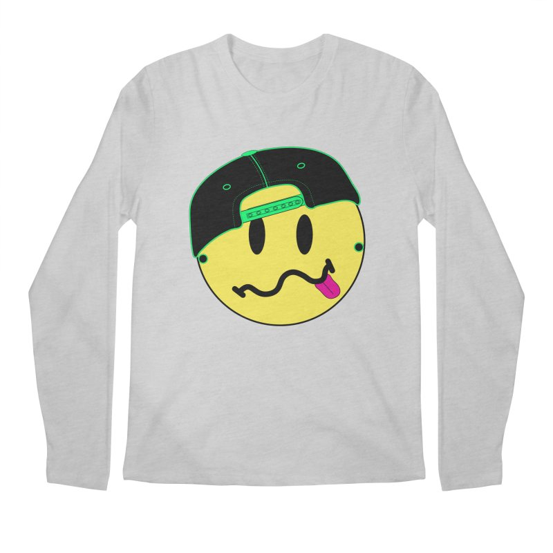 Pop Punk Kid Men's Regular Longsleeve T-Shirt by It's Me Stevie Leigh