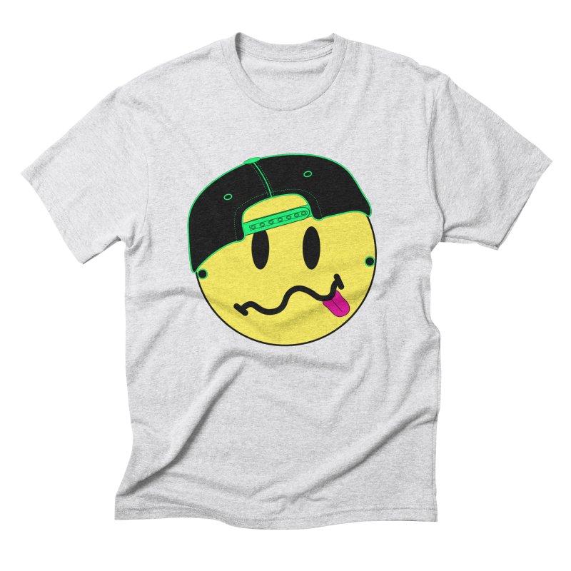 Pop Punk Kid Men's Triblend T-Shirt by It's Me Stevie Leigh