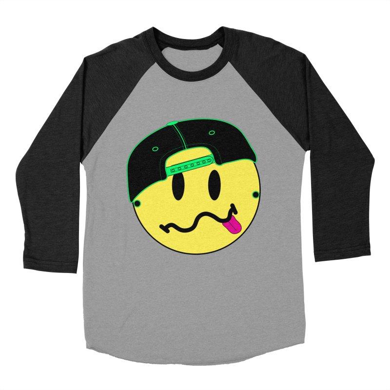 Pop Punk Kid Women's Baseball Triblend Longsleeve T-Shirt by It's Me Stevie Leigh