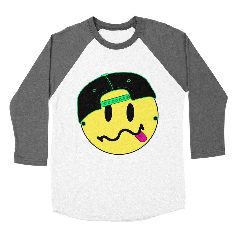 Pop Punk Kid Men's Baseball Triblend T-Shirt by It's Me Stevie Leigh