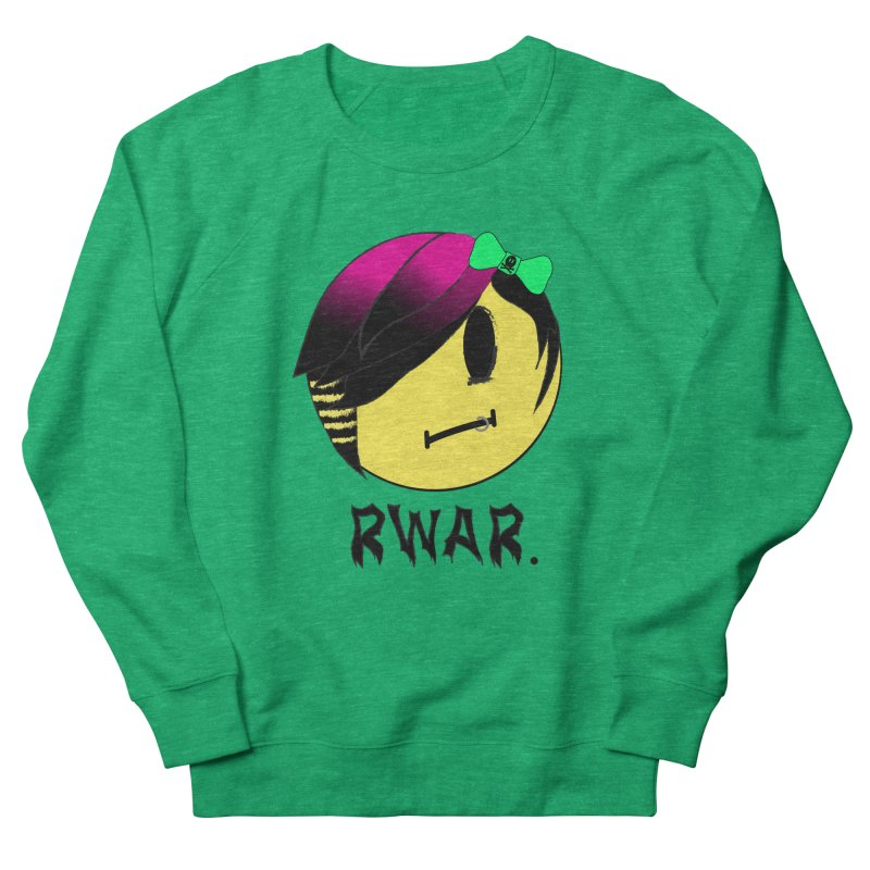 Scene Queen.  Women's French Terry Sweatshirt by It's Me Stevie Leigh