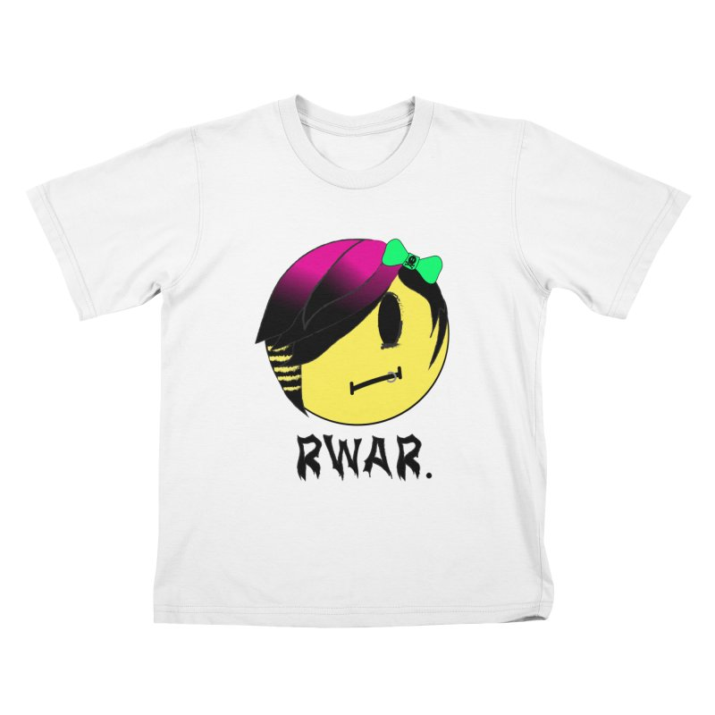 Scene Queen.  Kids T-Shirt by It's Me Stevie Leigh