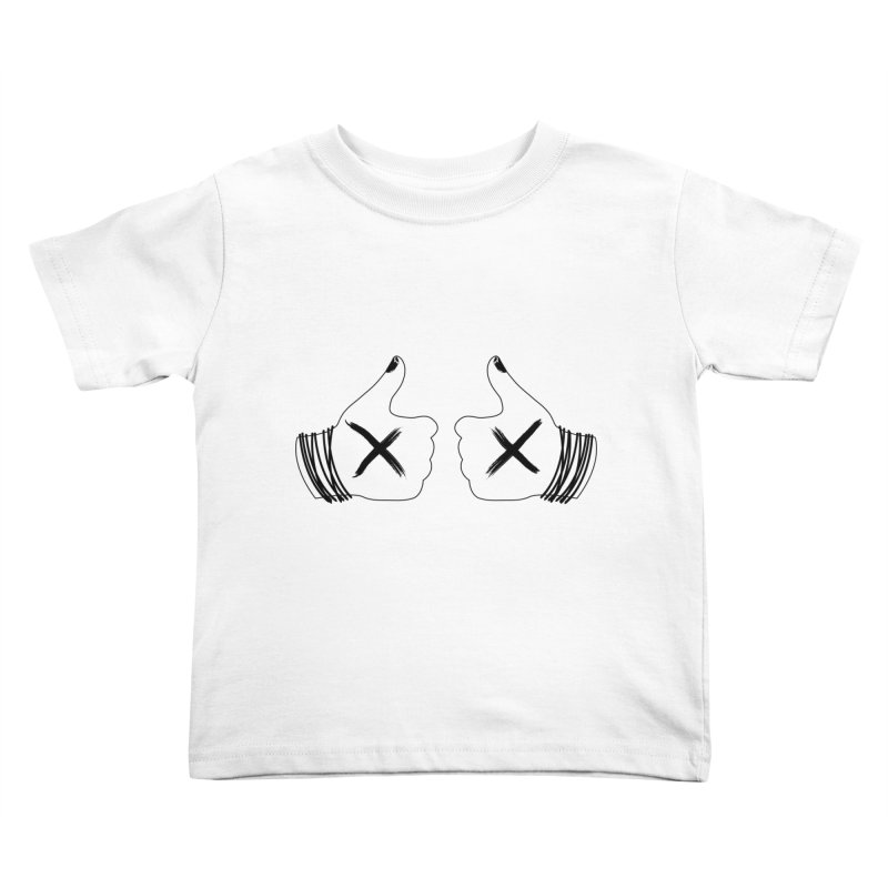 Scene Hands Kids Toddler T-Shirt by It's Me Stevie Leigh