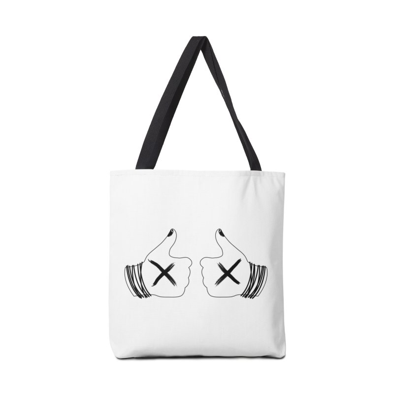Scene Hands Accessories Tote Bag Bag by It's Me Stevie Leigh