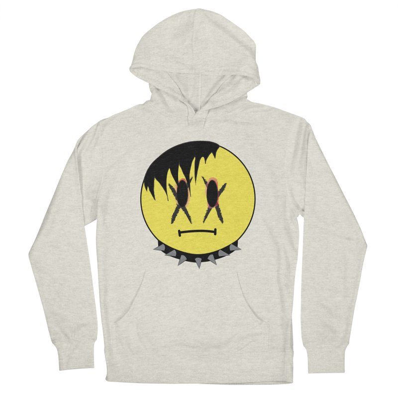 Goth Kid Men's French Terry Pullover Hoody by It's Me Stevie Leigh