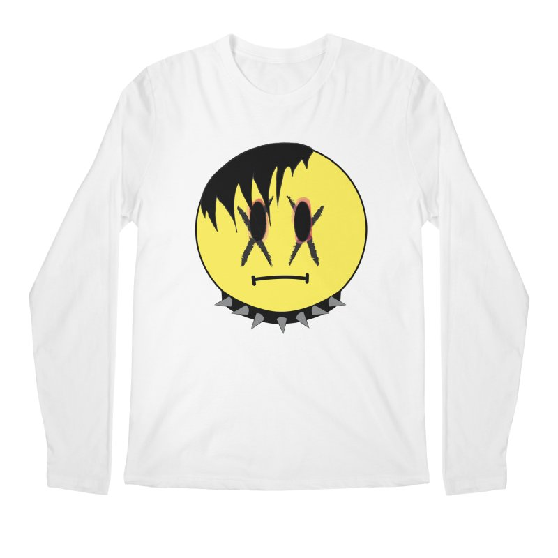 Goth Kid Men's Regular Longsleeve T-Shirt by It's Me Stevie Leigh