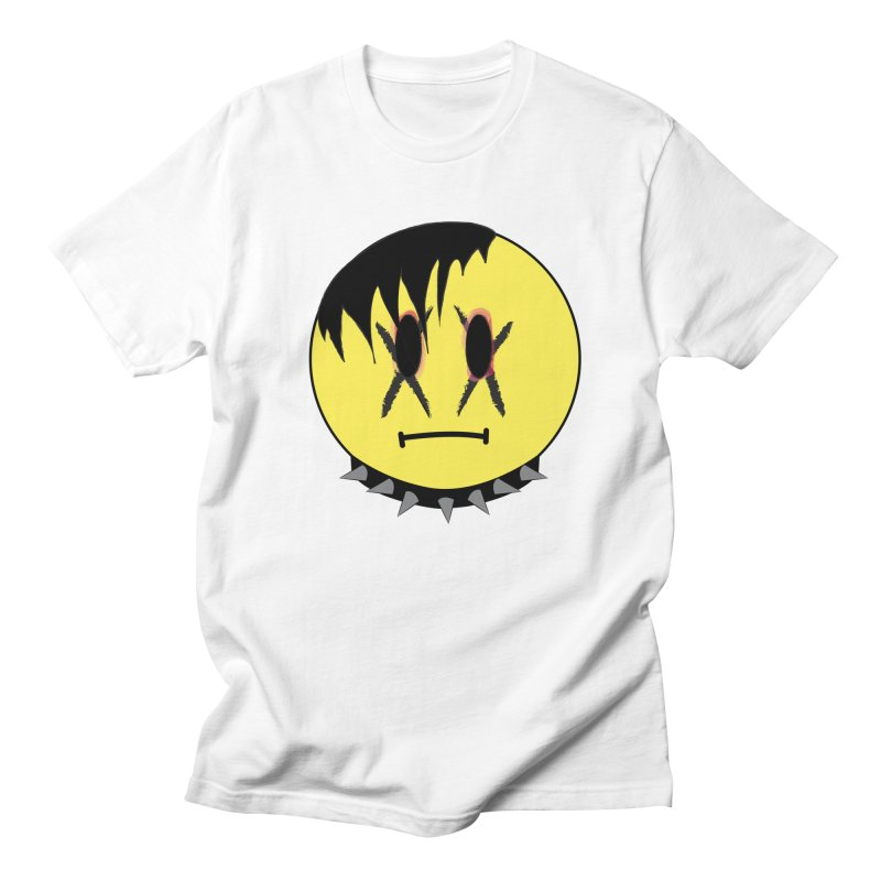 Goth Kid Men's Regular T-Shirt by It's Me Stevie Leigh
